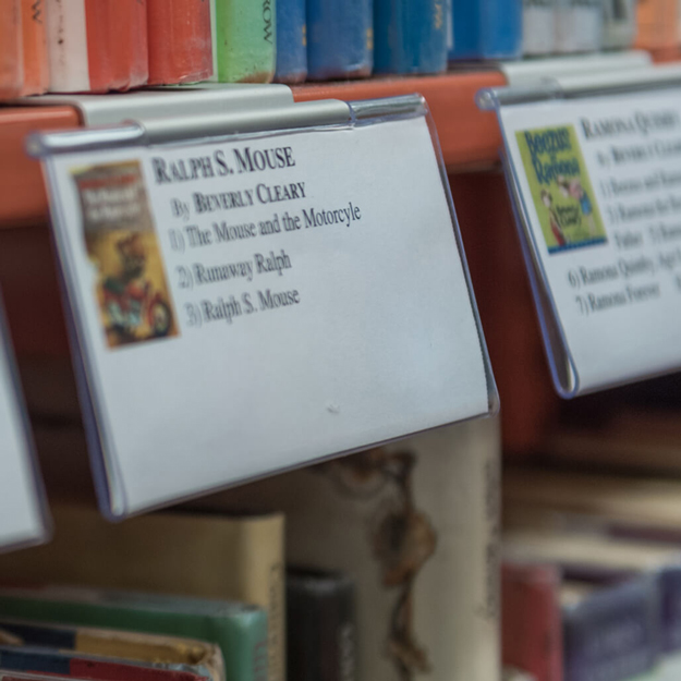 Shelf Talkers In The Real World Bookstore Shelfwiz
